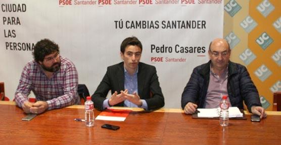 El PSOE de Santander propone potenciar aún más el Turismo de Congresos por su carácter desestacionalizador