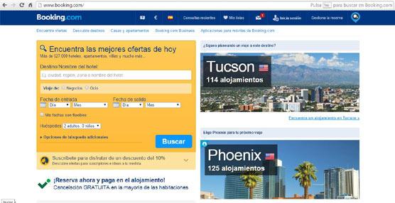 Las patronales de hoteleros españoles y europeos expresan su rechazo a los compromisos de Booking