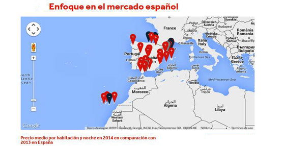 Madrid destaca por sus precios bajos en el ranking de ciudades europeas realizado por Hoteles.com