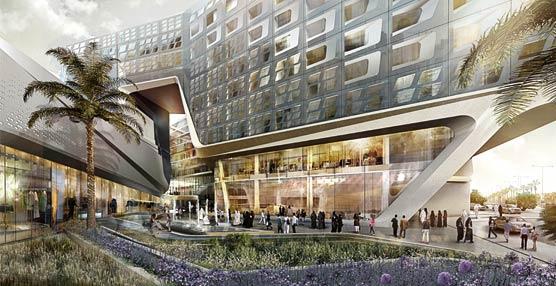 Meliá entra en la capital catarí con ME Doha, un hotel cinco estrellas enmarcado en el proyecto 'DohAlive'