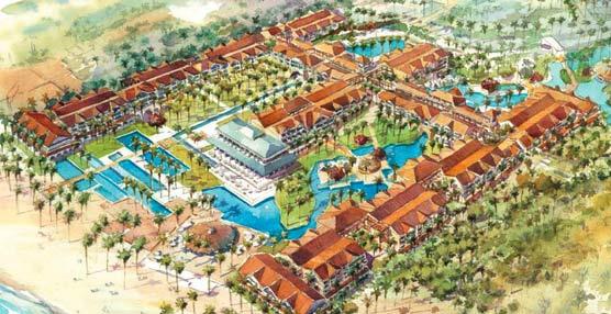 Lopesan compra 200.000 m² de suelo para construir un gran resort en Playa Bávaro, República Dominicana