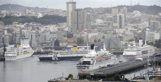 Los puertos españoles pierden 24.000 pasajeros de cruceros y más de 50 buques durante los tres primeros meses del año