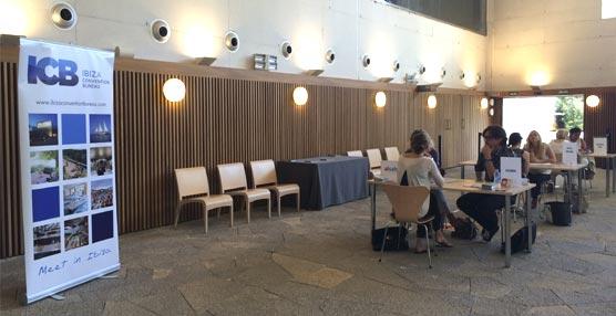 El Ibiza Convention Bureau reúne a un grupo de agencias inglesas en la isla para darles a conocer su oferta de reuniones e incentivos