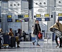 Las aerolíneas superan los seis millones de pasajeros en rutas domésticas en los tres primeros meses, un 5% más que en 2014