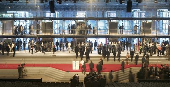 El grupo GL Events consigue una facturación de más de 250 millones de euros en el primer trimestre del año, un 14% más