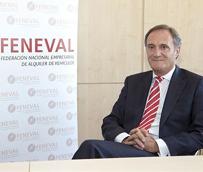 Feneval entiende que la inclusión del sector 'rent-a-car' en la Ley de Turismo de Baleares 'es un primer paso hacia el IVA reducido'