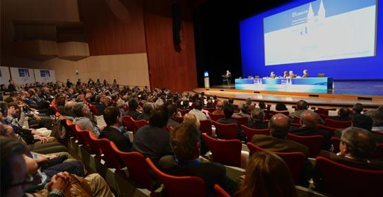 Más de 500 profesionales de toda España asisten en Burgos a unas jornadas sobre la gestión del agua