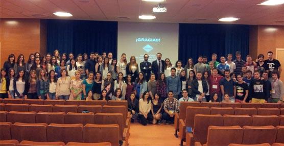La Oficina de Congresos de Burgos demuestra a los alumnos de la Universidad la importancia del Turismo de Reuniones