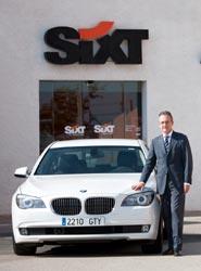 Sixt mantiene su crecimiento en el primer trimestre del año con incrementos en su volumen de ingresos y beneficios