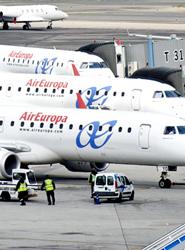 El crecimiento de Air Europa favorece a la turoperación.
