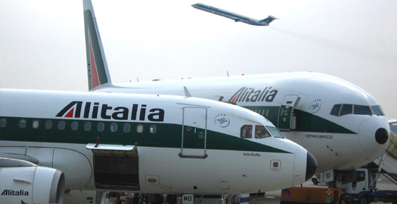 Alitalia no renovará su alianza comercial con Air France-KLM al entender que 'ya no es beneficiosa'