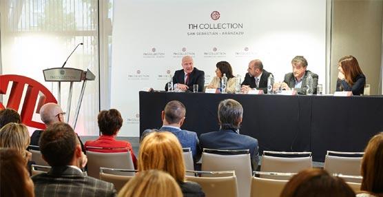 El NH Collection Aránzazu reabre sus puertas como un establecimiento para las reuniones y los negocios