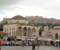 Los ingresos turísticos de Grecia aumentan cerca de un 13% en los tres primeros meses de 2015, ascendiendo a 532 millones