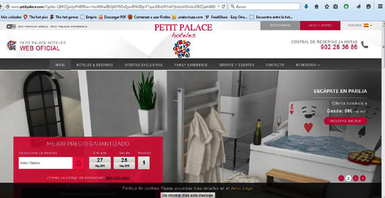 Petit Palace firma la primera 'dual brand' hotelera de Europa con la cadena escandinava First Hotels