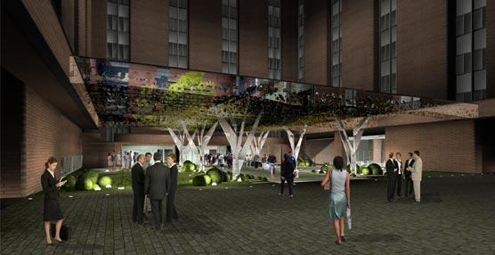 El Hotel Convención cierra sus puertas para transformarse, a partir de noviembre, en el Novotel más grande del mundo