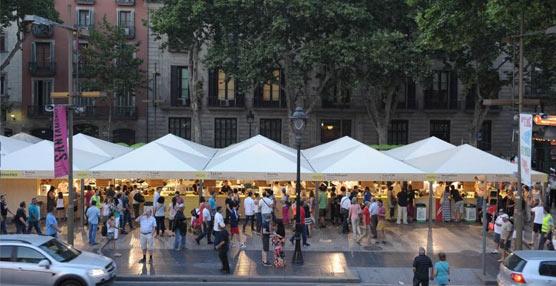 La Rambla de Santa Mònica se convierte en un gran festival culinario en el marco de la 2ª Setmana de Gastronomia