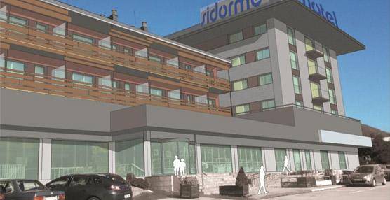 Sidorme abre su primer hotel en el País Vasco y el undécimo de la cadena: Sidorme Hotel San Sebastián Aeropuerto