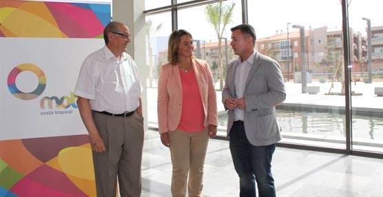 El Centro de Desarrollo Turístico de Motril abrirá el próximo sábado con un centro de congresos para 500 personas