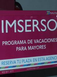 Mañana finaliza el plazo de presentación de solicitudes para participar en Programa de Turismo del Imserso