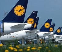 Lufthansa aplicará un recargo de 16 euros a las reservas realizadas por las agencias de viajes a través de GDS