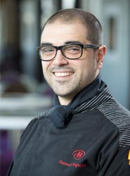 Emanuele Mugnaini es el nuevo chef ejecutivo del hotel Hilton Madrid Airport