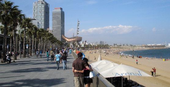 Barcelona y Madrid están entre las cinco ciudades europeas donde más dinero se gastan los turistas internacionales
