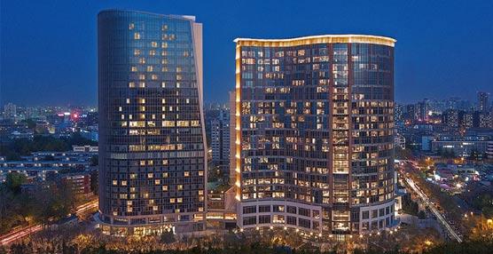 La marca china de lujo Nuo abrirá su primer hotel insignia en Beiging, con diseño moderno Ming y arte contemporáneo