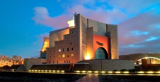 El Palacio de Congresos de Canarias genera 2,5 millones de euros en la ciudad de Las Palmas durante el primer semestre de 2015