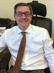 El director comercial de Renfe, Francisco Cañamero.