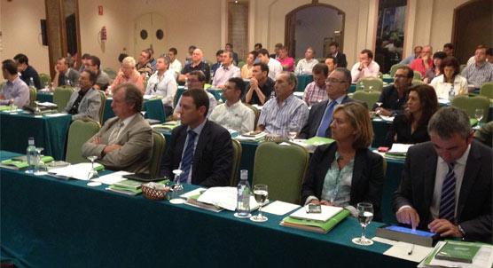 Asistentes a las Jornadas del ITH en Marbella.