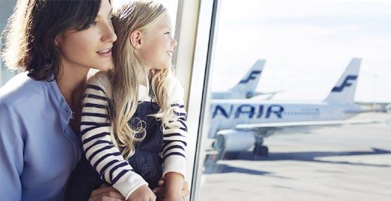 El aeropuerto de Helsinki se convierte en lugar silencioso para mejorar el confort de los pasajeros