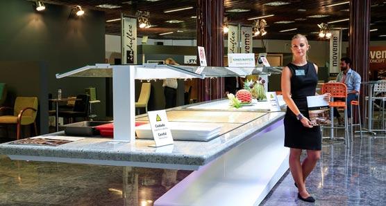 El Salón del diseño y la arquitectura hotelera Trending Hotel cerró sus  puertas en Málaga con un centenar de marcas participantes