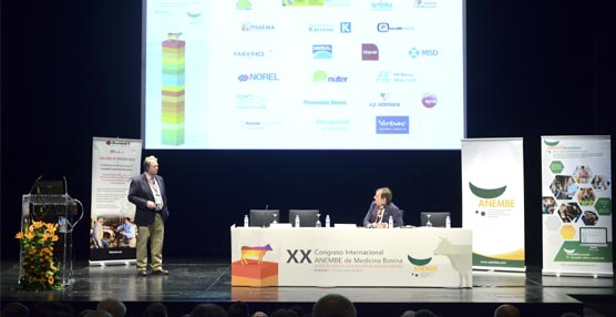 Burgos recibe a más de 1.000 profesionales en el Congreso Anembe de Medicina Bovina