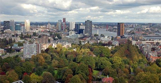 La ciudad de Málaga participa en una importante acción comercial en Rotterdam para captar congresos internacionales
