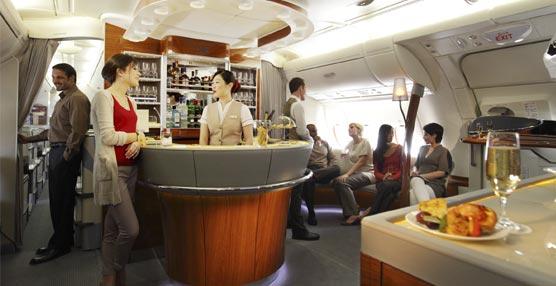 Emirates potencia su Clase Business con promociones para viajar a todo el mundo