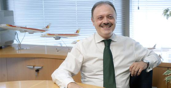 Moneo aclara que con el nuevo contrato 'lo que se busca es proteger las marcas Iberia y British Airways'
