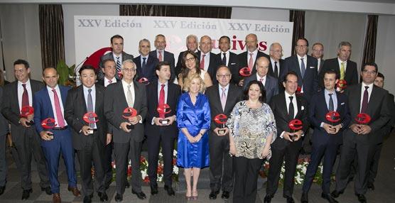 Meliá Hotels International recibe el Premio Ejecutivos a la Internacionalización de la marca