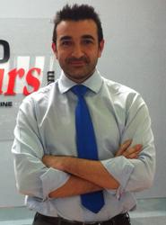 El director general de Special Tours, Carlos Jiménez.