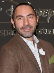 El director general de Disneyland Paris para España y Portugal, Javier Moreno.