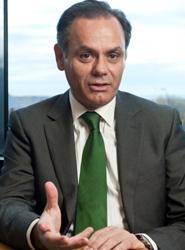 El director general de Europcar, José María González.