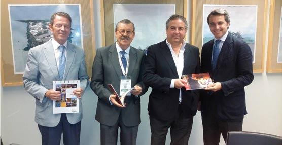La Junta Directiva de OPC España se reúne en Madrid para analizar las actuaciones a desarrollar en los últimos meses del año