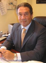 El director general de Kuoni España, Carlos López.