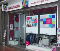 Nautalia concluye el primer semestre del año con un incremento del volumen de negocio del 24% y del beneficio neto del 52%