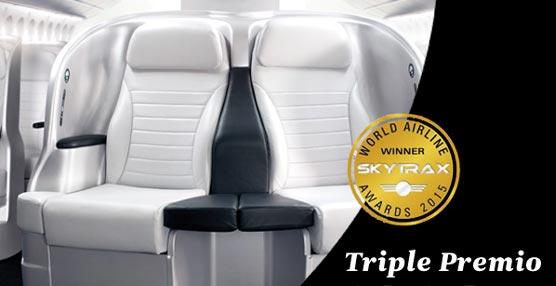 Air New Zealand es galardonada por su Clase Premium Economy, asientos y propuesta gastronómica