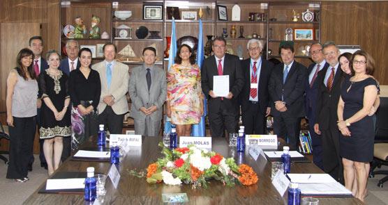 La Confederación Hotelera se compromete a respetar el Código Ético Mundial para el Turismo