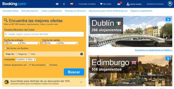 Francia prohíbe por ley las cláusulas de paridad de precios de los contratos entre hoteleros y agencias de viajes 'online'