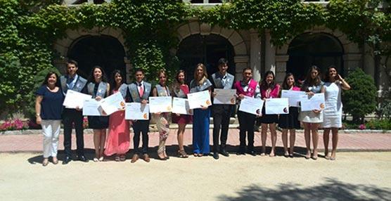 Graduación del Máster en Organización Integral de Eventos y del Experto en Diseño y Producción de Espectáculos de Esode