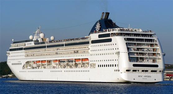 Los hoteleros canarios restan importancia a la pérdida de un crucero de MSC que aumentará sus rutas a Cuba