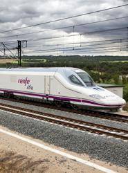 Los ingresos de los servicios de AVE-Larga Distancia de Renfe crecen más de un 7% en el primer semestre de 2015