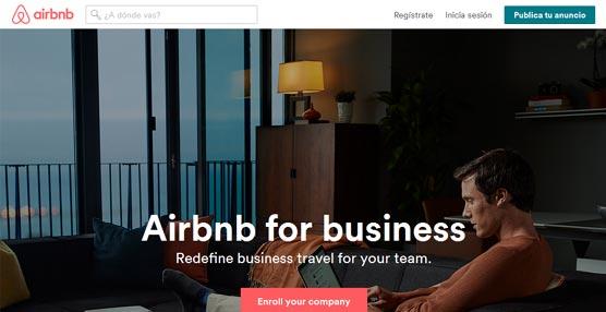 Airbnb amplía su Programa de Viajes de Negocios con nuevas herramientas que facilitan las reservas desde las empresas